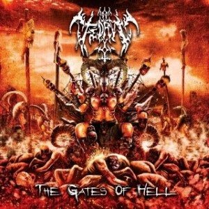 Fedra - The Gates of Hell cover art