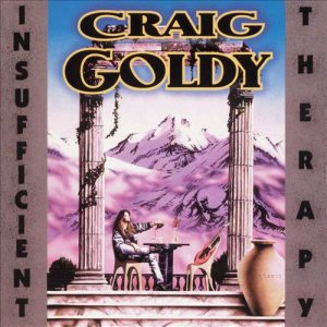 Craig Goldy - Insufficient Therapy cover art