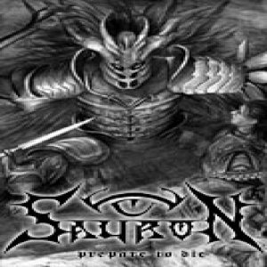 Sauron - Prepare to Die cover art
