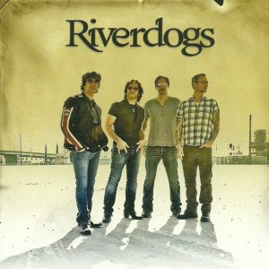 Riverdogs - World Gone Mad cover art