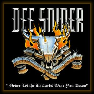 Dee Snider - Never Let the Bastards Wear You Down cover art