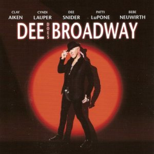 Dee Snider - Dee Does Broadway cover art