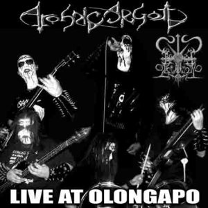 Archaic Argot - Live at Olonggapo cover art
