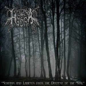 Luctus' Hydra - Screams and Laments from the Deepest of the Soul cover art