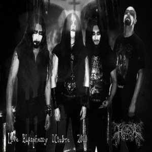 Luctus' Hydra - Live Blasphemy cover art