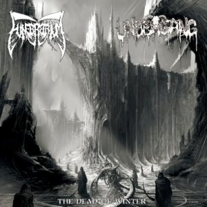 Funebrarum / Undergang - The Dead of Winter cover art