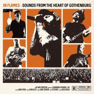 In Flames - Sounds from the Heart of Gothenburg cover art
