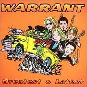 Warrant - Greatest & Latest cover art