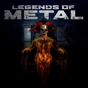Various Artists - Legends of Metal cover art