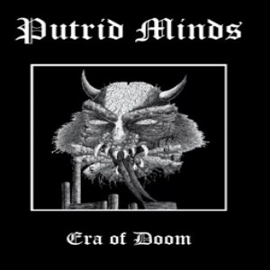 Putrid Minds - Era of Doom cover art