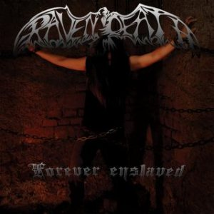 Raven Death - Forever Enslaved cover art