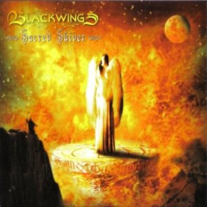 Black Wings - Sacred Shiver cover art