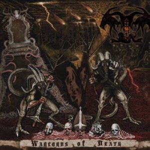 Impaler of Pest - Warlords of Death cover art