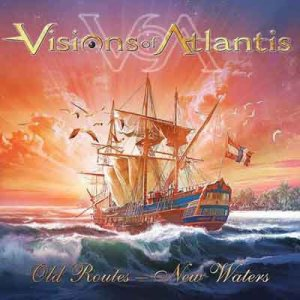 Visions of Atlantis - Old Routes - New Waters cover art