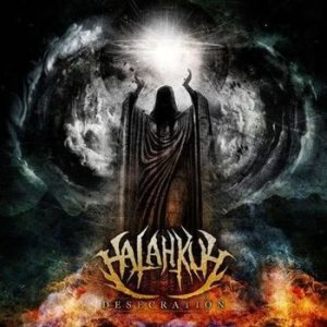 Halahkuh - Desecration cover art