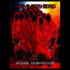 Hammerhead - Insane Generation cover art