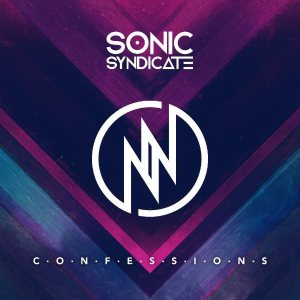 Sonic Syndicate - Confessions cover art