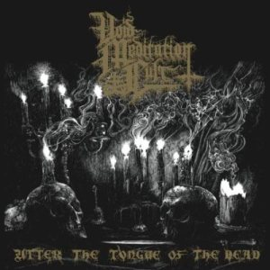 Void Meditation Cult - Utter the Tongue of the Dead cover art