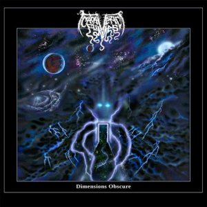 Cadaveric Fumes - Dimensions Obscure cover art