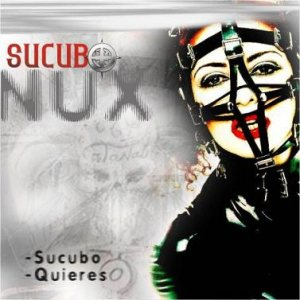 Nux - Sucubo cover art