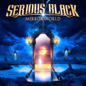 Serious Black - Mirrorworld cover art