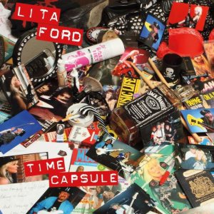 Lita Ford - Time Capsule cover art