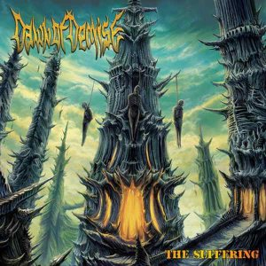 Dawn of Demise - The Suffering cover art