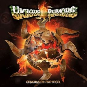 Vicious Rumors - Concussion Protocol cover art
