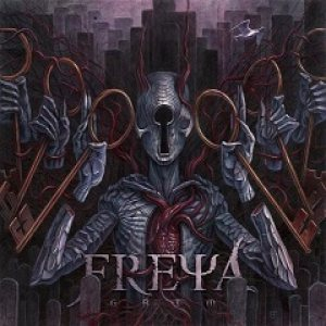Freya - Grim cover art