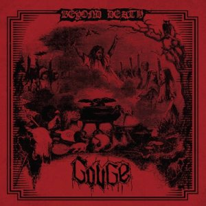 Gouge - Beyond Death cover art