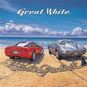 Great White - Latest & Greatest cover art