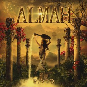 Almah - E.V.O cover art