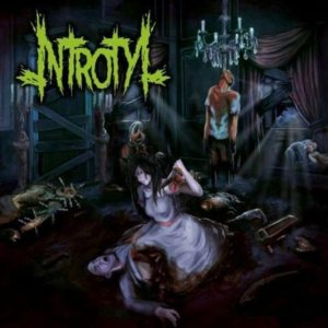 Introtyl - Several States of Violence cover art