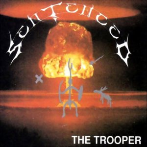 Sentenced - The Trooper cover art