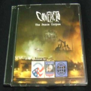 Conflicto - The Peace Corpse cover art