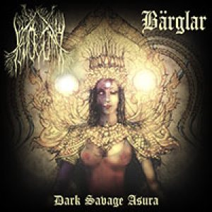 Bärglar - Dark Savage Asura cover art