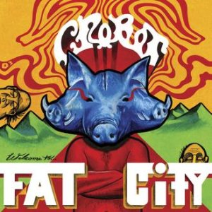 Crobot - Welcome to Fat City cover art