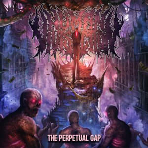 Human Vivisection - The Perpetual Gap cover art