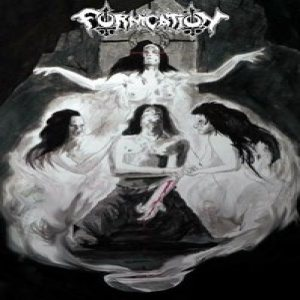 Fornication - Spitting Curses cover art