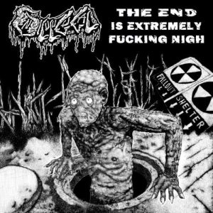 Enbilulugugal - The End Is Extremely Fucking Nigh cover art