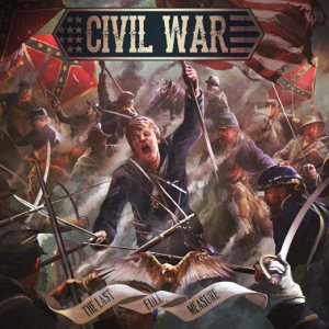 Civil War - The Last Full Measure cover art