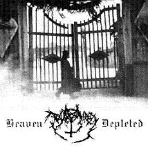 Raw Hatred - Heaven Depleted cover art