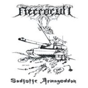 Necrocult - Sadistic Armageddon cover art
