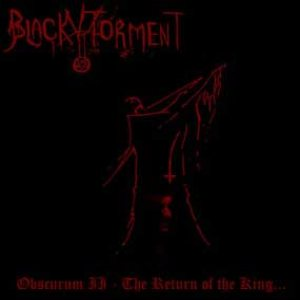 Black Torment - Obscurum II - the Return of the King cover art