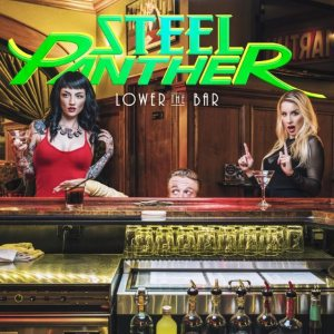 Steel Panther - Lower the Bar cover art