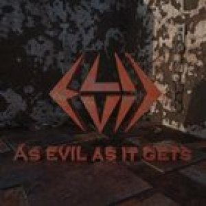 4evil - As Evil as It Gets cover art