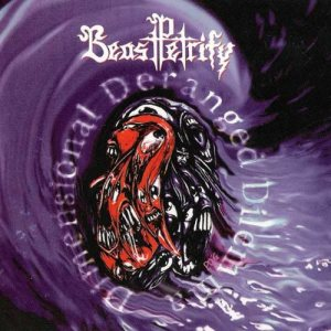 Beast Petrify - Dimensional Deranged Dilemma cover art
