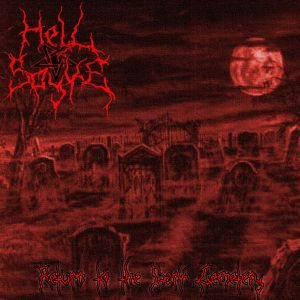 Hell Spyke - The Return to the Dark Cemetery cover art