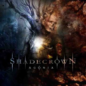 Shadecrown - Agonia cover art