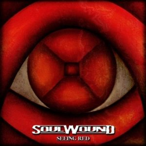 Soulwound - Seeing Red cover art